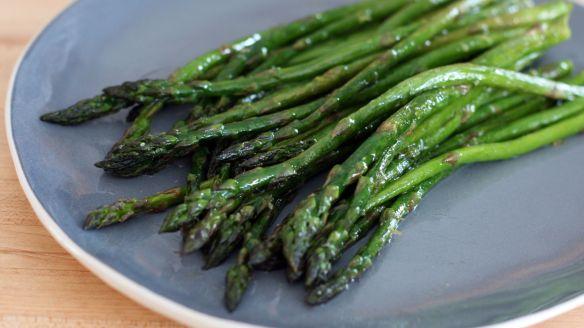 folate asparagus