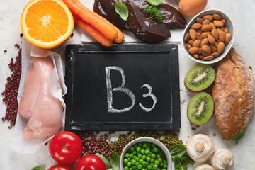 vitaminB3 Niacin