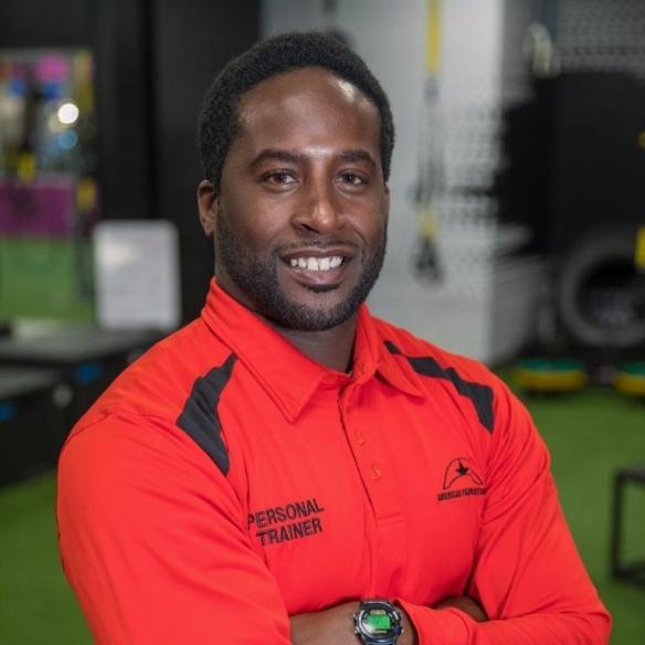 "Domonique D. Hargrove B.A., M.S., NCEP Certified Trainer, Founder& President of ""Slight Edge Performance Program"" LLC"